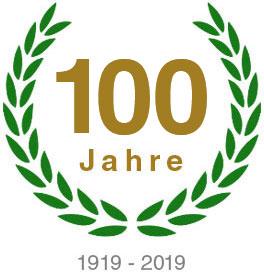 100 Jahre Malerbetrieb Kaninck